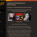 Featured Domain: CreativeEntrepreneur.buzz