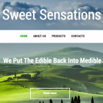 Featured Domain: SweetSensations.buzz